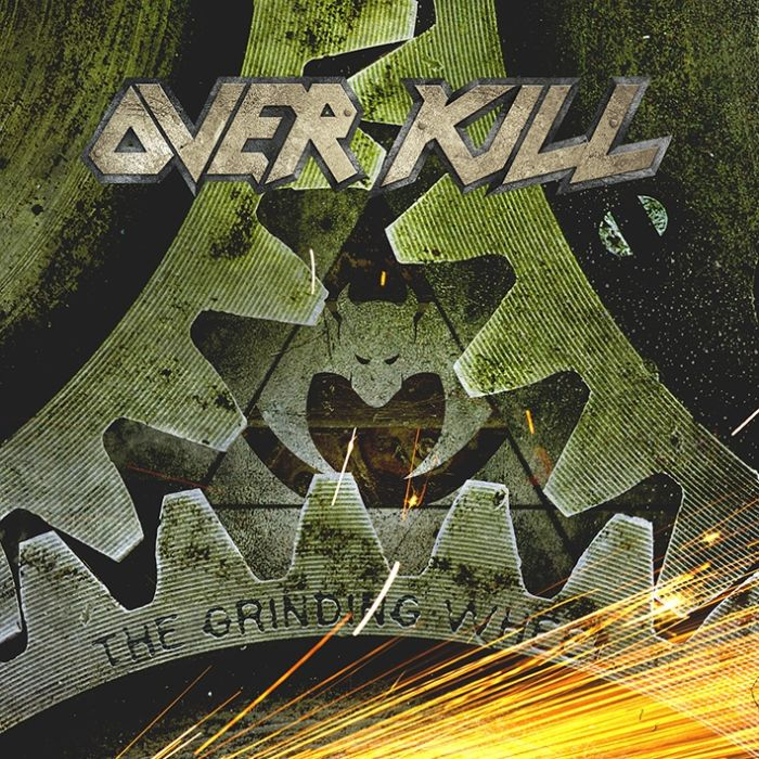 Overkill The Grinding Wheel MFR