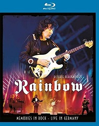 Rainbow Memories In Rock