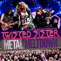Twisted Sister Metal Meltdown
