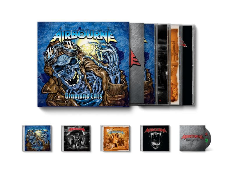 Airbourne boxset cd